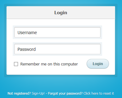 The Angry Frog PHP Login Script | Angry Frog - PHP Login Script